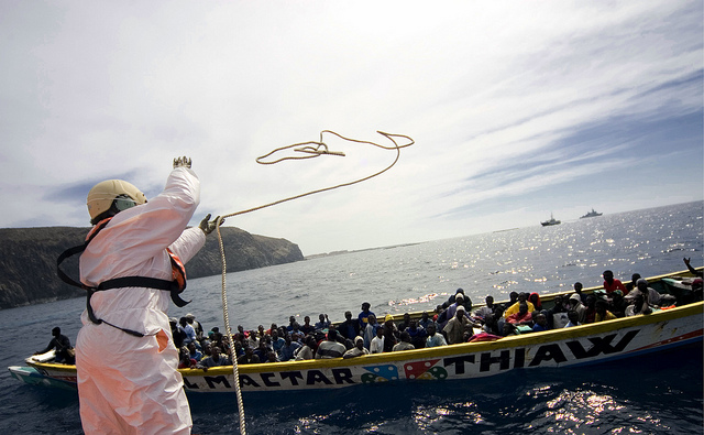From Africa to Europe: The Journey of an Asylum Seeker