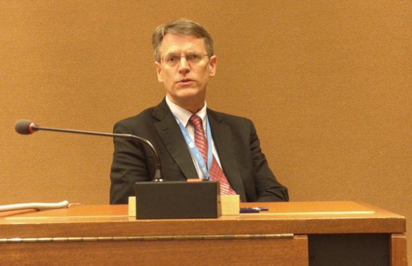 Special Rapporteur Sean Murphy