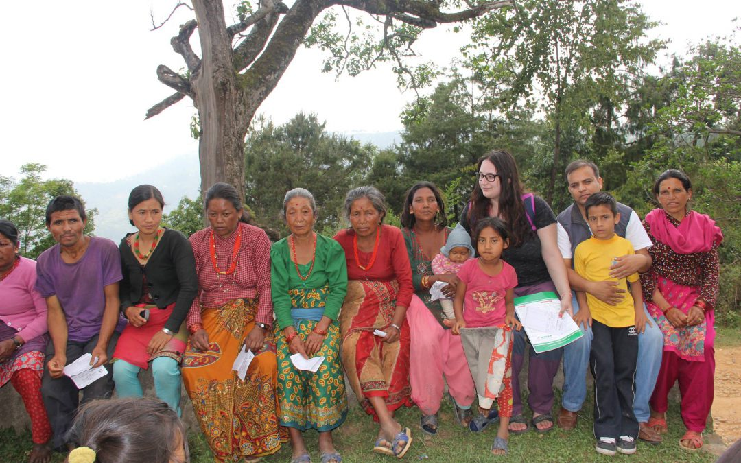 Returning to Nepal after the Earthquake