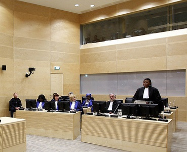 The Special Jurisdiction for Peace in Colombia and the Cautious Optimism of the Prosecutor of the International Criminal Court