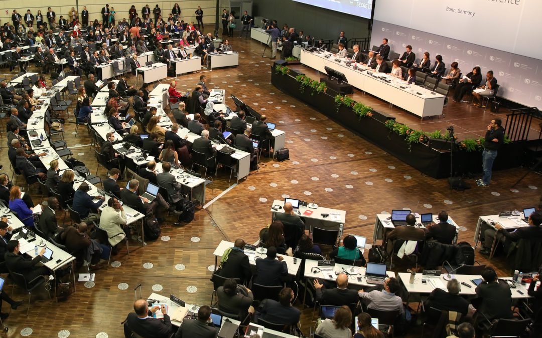 Conflict, Secrecy, and Some Progress at Penultimate UN Climate Change Negotiations