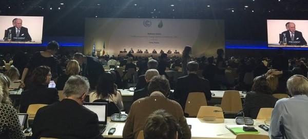 First Meeting of the Comité de Paris at COP 21