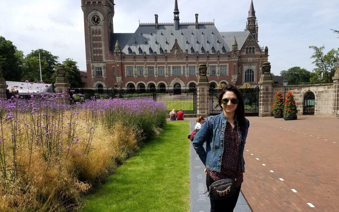 Summer at The Hague Academy