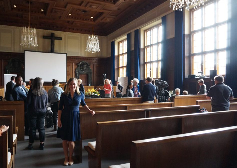 70 Years Later: the Tenth International Humanitarian Law Dialogs in Nuremberg
