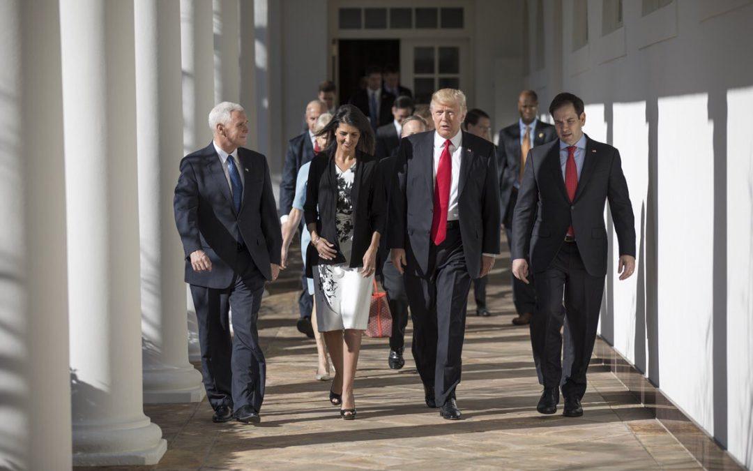 Global Trumpism, Week Two