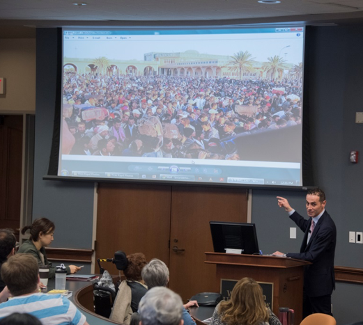 The Global Refugee Crisis and Work of UNHCR