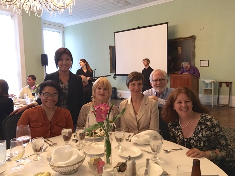 Female Voices at IHL Dialogs in Chautauqua, NY: Katherine B. Fite Would Have Been Proud