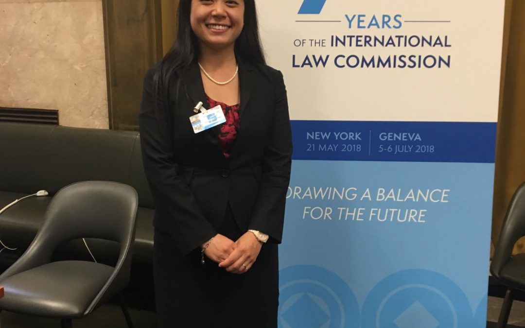 70 Years of the International Law Commission: Reflections from Geneva