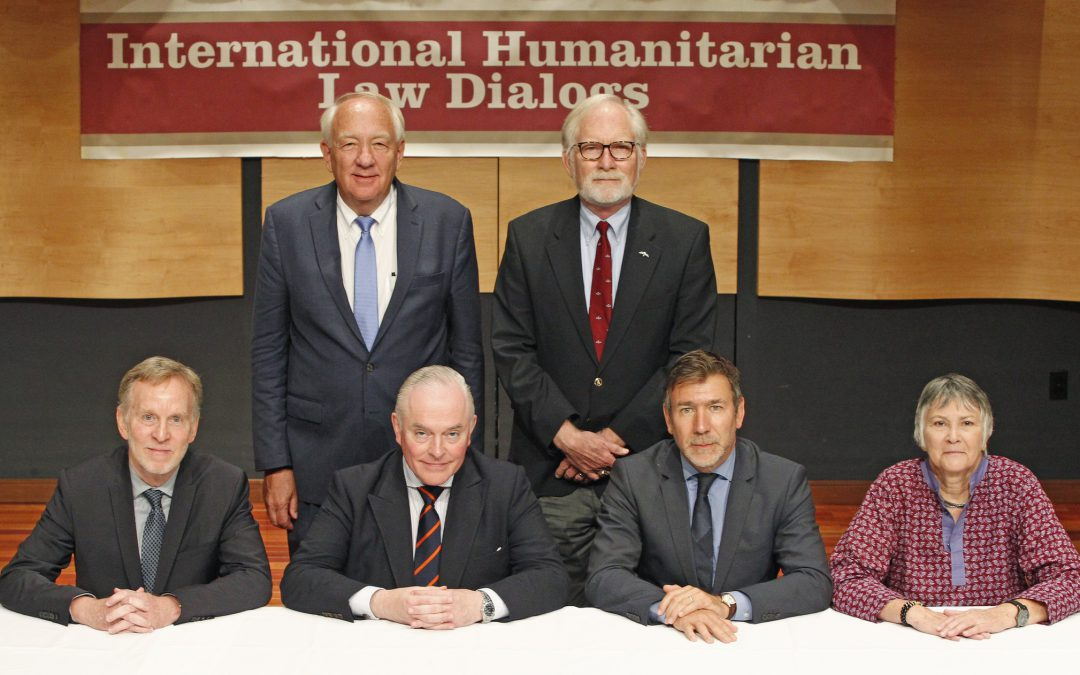 Victims' Voices: The 12th IHL Dialogs: Is the Justice We Seek, the Justice They Want?